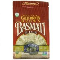 Lundberg Farms California Brown Basmati Rice (6x1 LB)