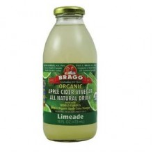 Bragg Apple Cider Vinegar Limeade (12x16 Oz)