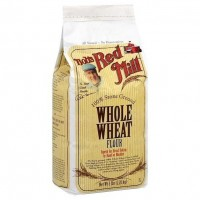 Bob's Red Mill Whole Wheat Flour (1x25LB )