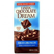 Dream Bar Rice Crunch Dark Chocolate Bar (12x3 Oz)