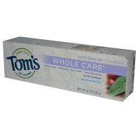 Tom's Of Maine Wintermint Whole Care Toothpaste (6x4.7 Oz)