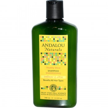 Andalou Naturals Healthy Shine Sunflower & Citrus Conditioner (1x11.5 Oz)