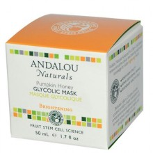 Andalou Naturals Pumpkin Honey Glycolic Mask (1x1.7 Oz)