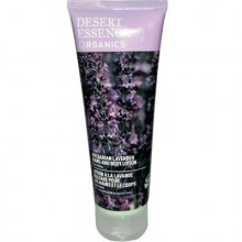 Desert Essence Bulgarian Lavender Hand & Body Lotion (1x8 Oz)