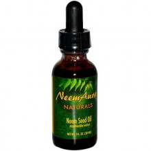 Neemaura Naturals Neem Topical Oil (1x1 Oz)