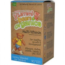 Hero Nutritional Yummy Bear Multi-Vitamins (1x90 ct)