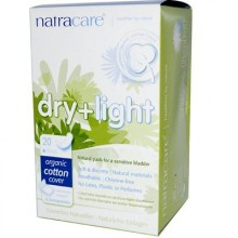 Natracare Dry & Light Pads (1x20 PADS)