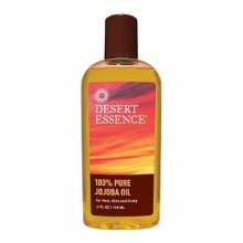 Desert Essence Jojoba Oil 100% Pure (1x4 Oz)