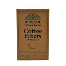 If You Care #2 Cone Brown Coffee Filter (1x100 CT)
