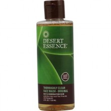 Desert Essence Thoroughly Clean Face Trial Size (1x4 Oz)