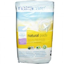 Natracare Night Time Overnight Pads (1x10 CT)