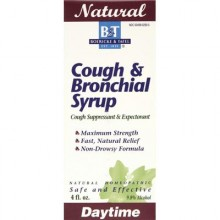 Boericke & Tafel Cough & Bronchial Syrup (1x4 Oz)