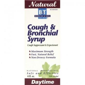 Boericke & Tafel Cough & Bronchial Syrup (1x4 Oz)