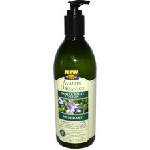 Avalon Rosemary Hand & Body Lotion (1x12 Oz)