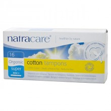 Natracare Super Tampons (1x20 CT)