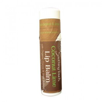 Soothing Touch Lip Balm Coconut Lime (12x.25 Oz)