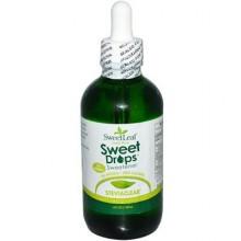 Sweetleaf Stevia Extract Clear Liquid 120ml ( 1x4 Oz)