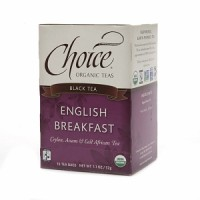 Choice Organic Eng Bkfst Tea (1x2LB )