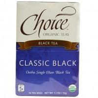 Choice Organic Black Tea Fop (1x2LB )
