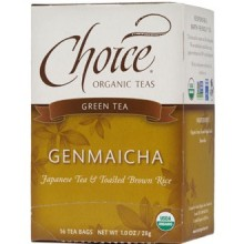 Choice Organic Genmaicha Tea (1x2LB )