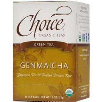 Choice Organic Genmaicha Tea (1x2LB )