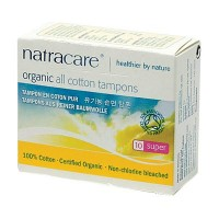 Natracare Super Tampons (1x10 CT)