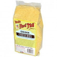 Bob's Red Mill Couscous Golden Bulk (1x25LB )