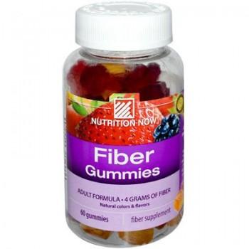 Nutrition Now Fiber Gummies (1x60 Chew)