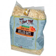 Bob's Red Mill Rolled Oats Thk (1x50LB )