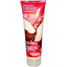 Desert Essence Tropical Coconut Hand& Body Lotion (8 Oz)