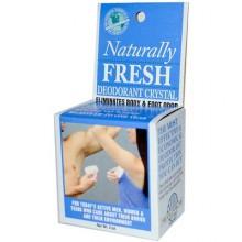 Naturally Fresh Boxed Crystal Deodorant (1x3 Oz)