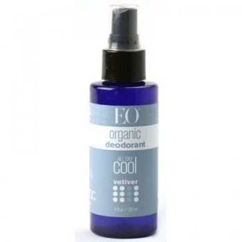 Eo Products Vetiver Deodorant Spray (1x4 Oz)