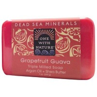 One With Nature Grapefruit Guava Soap (1x7 Oz)