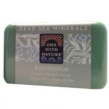 One With Nature Eucalyptus Bar Soap (1x7 Oz)