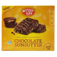 Enjoy Life Chc/SnButter Decadent Br (6x6OZ )