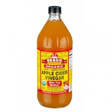 Bragg Liquid Aminos Org Raw Unsweetened Apple Cider Vinegar (12x32 Oz)
