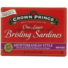 Crown Prince Sard Brsling Medit (12x3.75OZ )