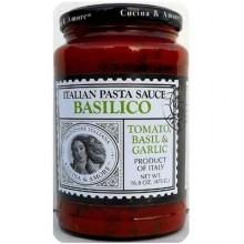 Cucina & Amore Tom Bsl Pasta Sauce (6x16.8OZ )