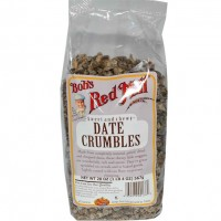 Bob's Red Mill Date Crumbles (4x20OZ )