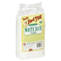 Bob's Red Mill White Rice Flr (4x24OZ )