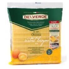 Delverde Egg Lasag No Boil (12x1.1LB )