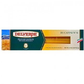 Delverde Bucatini (12x16OZ )