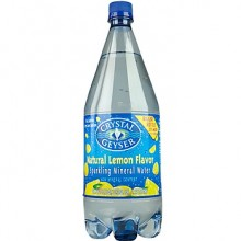 Crystal Geyser Mineral Water Lemon (6x4Pack )