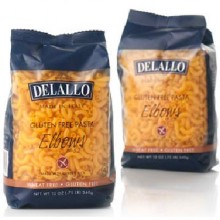 De Lallo Corn Rice Elbow GF (12x12OZ )