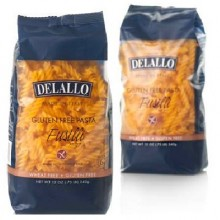 De Lallo Corn Rice Fusilli (12x12OZ )