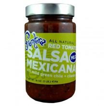 Frontera Salsa Mexicana Mld (6x16OZ )