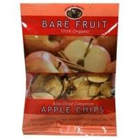 Bare Fruit Cinn Apple Chips (24x15GR )