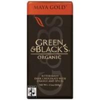 Green & Black Chocolate Maya Gold (10x3.5 Oz)