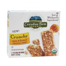 Cascadian Farm Corn Br Oat Honey (12x7.1OZ )