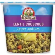 Dr. Mcdougall's Lentil Cous Soup Ls (6x2.1OZ )